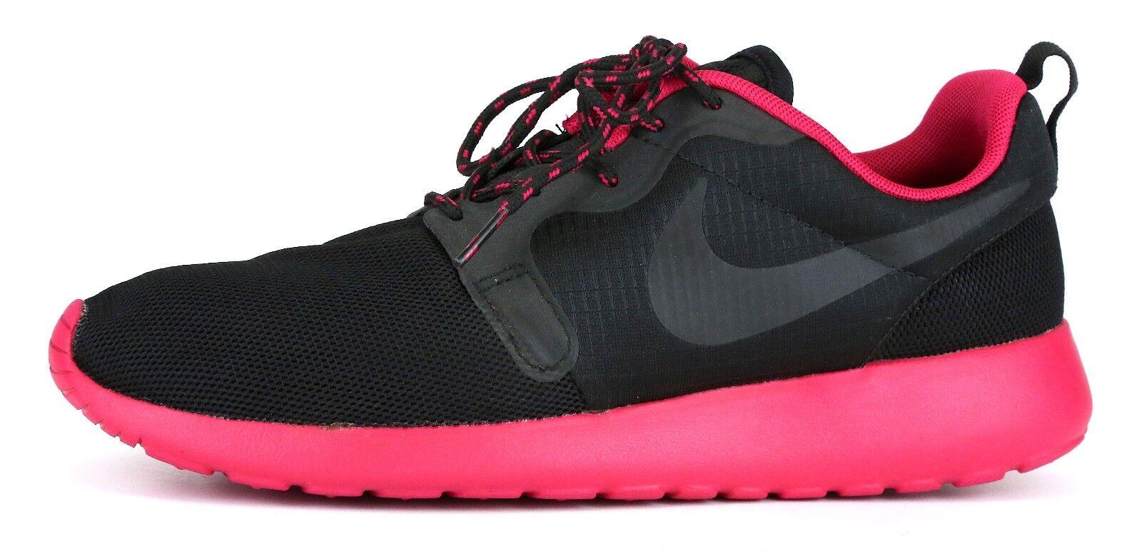Nike roshe correre hyperfine nero scarpe donne sz 2768