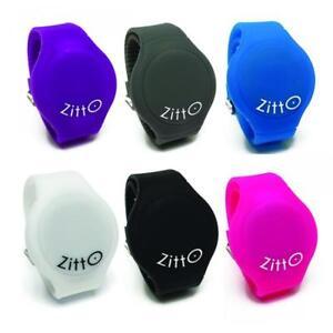 Orologio-ZITTO-2-0-Silicone-Colorato-NUOVO-Led-Unisex-Uomo-Donna-NEW