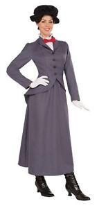 Kindermädchen Kostüm Erwachsene Kostüme Mary Poppins De Ebay
