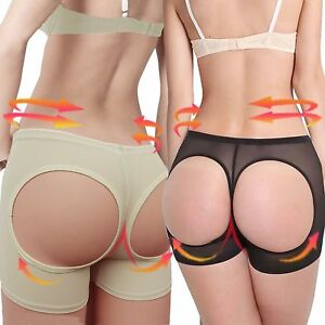 2f67a36e90161 Image is loading Brazilian-Butt-Lifter-Body-Shaper-Panty-Booty-Enhancer-