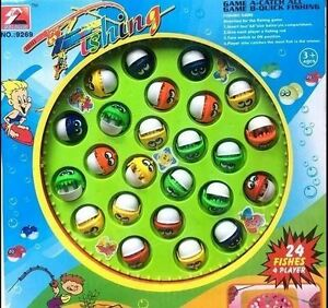 New Kids Fishing Game Fish Game Set Electric Educational Kids