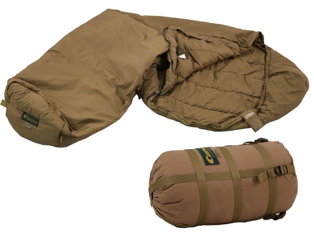 Carintia saco de dormir tropical arena Medium camping tiendas acampar Outdoor