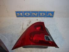 2001 Honda Civic 2dr LX left driver rear taillight tail light lamp brake coupe