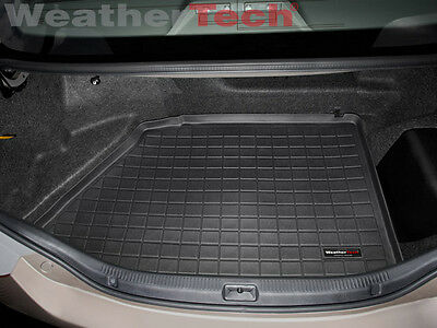 Connected Essentials CEB650 Car Mat Set for XF Premium Bootmat 2007-2011 Black with Red Trim