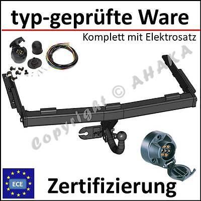 E-SATZ 7-polig ABE Für Chrysler GRAND VOYAGER ab 2008 Anhängerkupplung starr