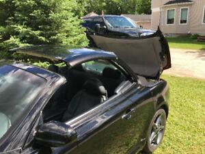 Convertible Hard top Sports Car