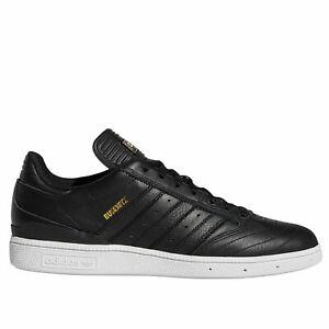 Adidas-Busenitz-Pro-Skateboarding-Black-Gold-White-NEW-BNIB-EE6249-samba