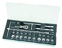 Jonnesway Tools 26 Pieces T-bar Metric & Standard Socket Set - Retails $154.32