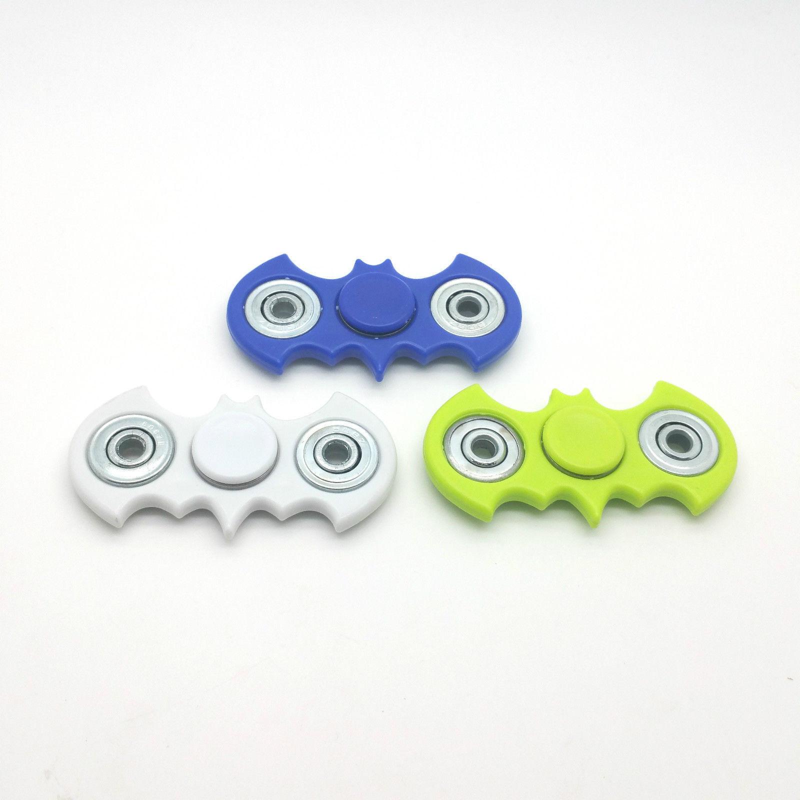 New FIDGET SPINNER Hand Finger Basic Focus EDC Steel Bearing Stress Relieve Toys