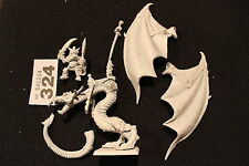Games Workshop Warhammer Classic Azhag the Slaughterer Orcs Dragon Complete OOP