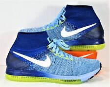 pretty nice a5108 42907 item 5 Nike Zoom All Out Flyknit Royal Blue   White   Volt Running Sz 9 NEW  845361 400 -Nike Zoom All Out Flyknit Royal Blue   White   Volt Running Sz  9 NEW ...