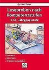 Leseproben nach Kompetenzstufen von Gerhard Kempf (2010, Taschenbuch)