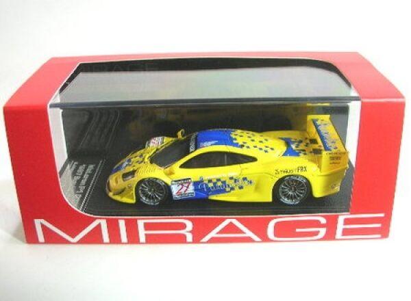 Mclaren F1 F1 F1 GTR N°27 Suzuka 1997 c2d98c