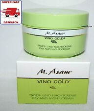 M. ASAM VINO GOLD DAY AND NIGHT CREAM 100ML , All SKIN TYPE