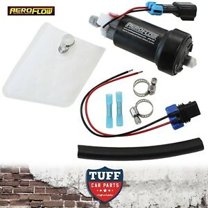 Aeroflow-450-LPH-E85-Compliant-Internal-Fuel-Pump-amp-Filter-Kit-High-Pressure-EFI