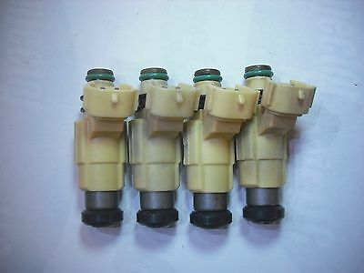 Set of 6 Flow Matched Fuel Injectors CDH240 for Yamaha F200 F225 69J-13761-00-00 HIGH PERFORMANCE