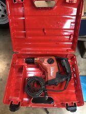 Hilti Te 7 Rotary Hammer Drill Kit
