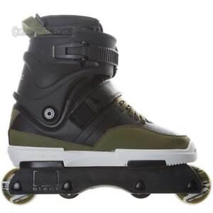 Inline-Skates Rollerblade New Jack PRO Aggressive Inline Skates US 12.0 NEW