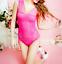 Leotard-Women-Romper-Shirt-Top-Sleeveless-Stretch-Blouse-Jumpsuit-Bodysuit-Tank thumbnail 5