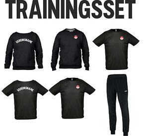 313a37fdf622e7 Das Bild wird geladen Trainingshose-JAKO-Polyesterhose-Classico -Trainingssweat-Funktionsshirt
