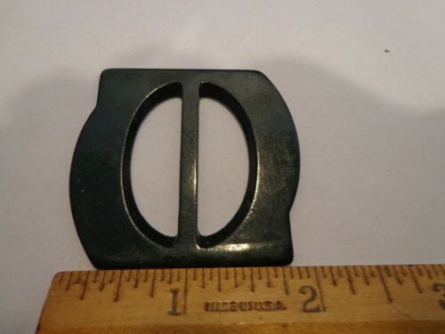 Lot of 15 Vintage Green Buckles Slides Unused USA Seller Sewing Crafts