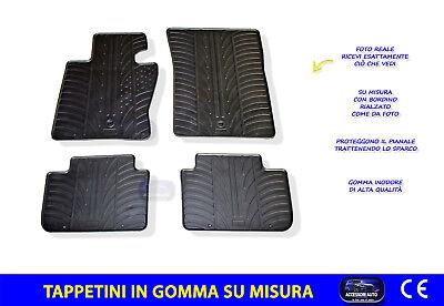 X3 E83 TAPPETI AUTO SU MISURA tappetini 4block