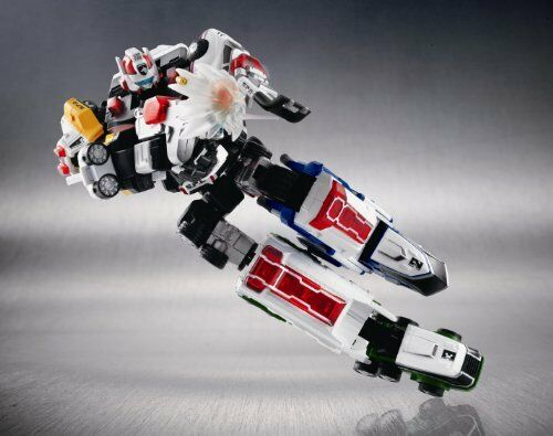 NEW Super Robot Chogokin Tokusou Sentai DEKARANGER ROBO Action Figure Japan