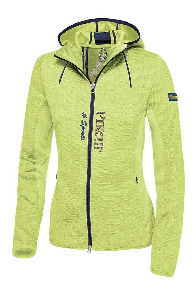Pikeur Giacca Fabella SS18LimeUK 6