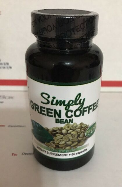 100 pure green coffee bean extract benefits