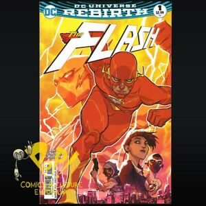 2016 THE FLASH DC Comics - Select from issues #1 to #46 REBIRTH