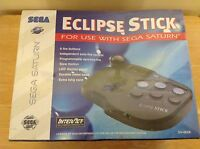 Sega Saturn Eclipse Stick Arcade Joystick Model Sv-462a