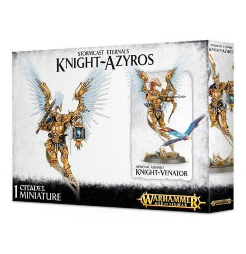 Stormcast Eternals-Knight azyros//Venator Age of Sigmar