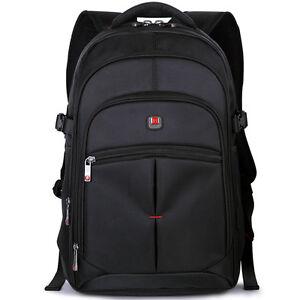 Men-Women-Backpack-Bag-Rucksack-14-034-15-034-17-034-Laptop-SchoolBag-Satchel-Travel-Bag