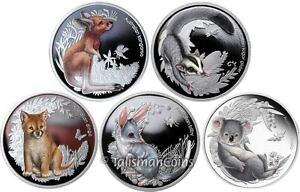 2011 Australian Baby Coin Set