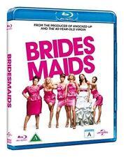BRIDESMAIDS - BLU RAY + DIGITAL COPY - NEW / SEALED  - UK STOCK