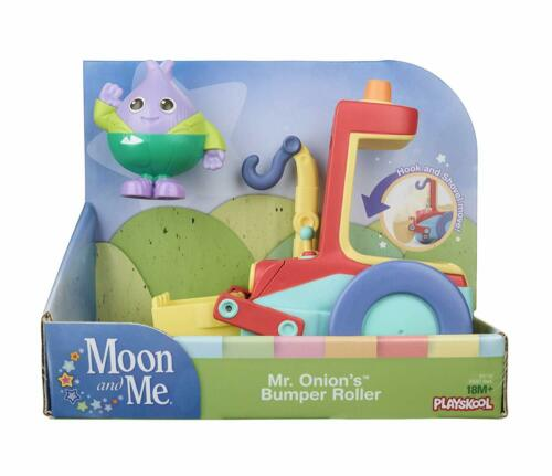 Brand New Moon and Me Vehicle and Figure Mr Onion