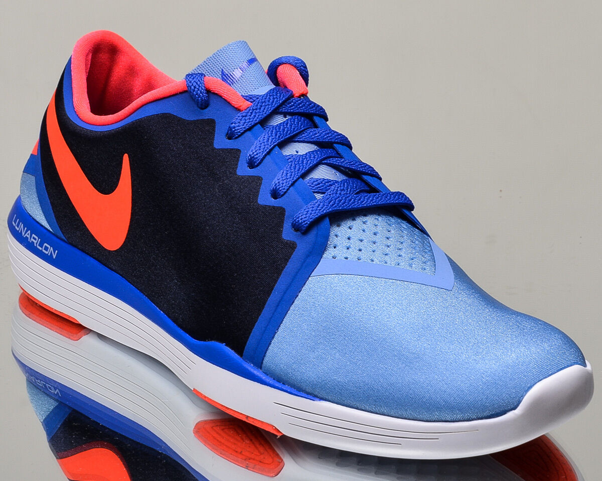 Nike WMNS Lunar Sculpt womens train training shoes NEW chalk blue crimson