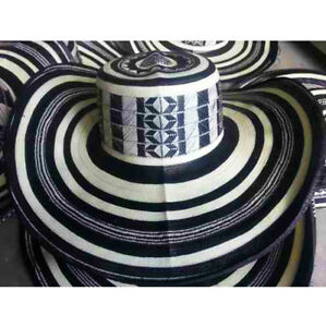 Image is loading COLOMBIAN-HAT-FINO-SOMBRERO-VUELTIAO-COLOMBIANO -TRADITIONAL-ALL- 06dd570add9