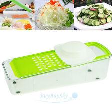 5 in 1Super Slicer Plus Vegetable Fruit Peeler Dicer Cutter Chopper Nicer Grater