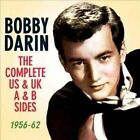 The Complete US & UK a & B Sides 0824046311520 by Bobby Darin CD