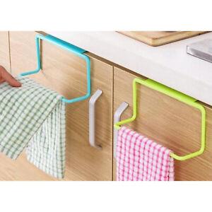 Over-The-Draw-Kitchen-Cabinet-Hanger-Cupboard-Door-Rail-Tea-Hand-Towel-Hook-UK