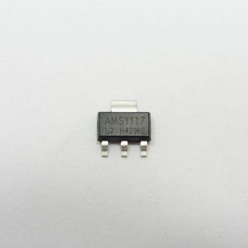 Step Down Chip AMS1117 Low Dropout Voltage Regulator SOT-223