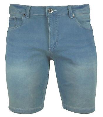 Uomo Jeans Shorts Jeans Shorts Denim Pantaloni Corti Sweathose-mostra Il Titolo Originale Qualità Eccellente