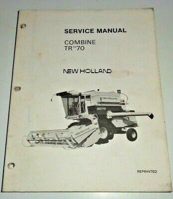 NEW HOLLAND BALERS RECTANGULAR SHOP SERVICE MANUAL AK104