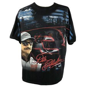 Chase-Dale-Earnhardt-Intimidator-Double-Sided-Shirt-Sz-Medium-Short-Sleeve-Tee