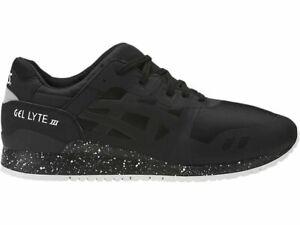 Asics Gel Lyte III Black Sneakers Femme