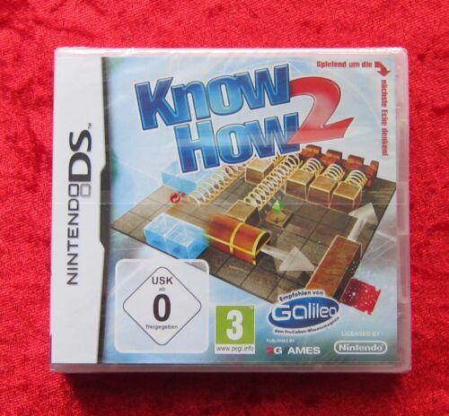 1 von 1 - Know How 2, Nintendo DS Spiel, Neu, deutsche Version