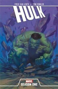 100-MARVEL-HULK-SEASON-ONE-Panini-Comics-2012