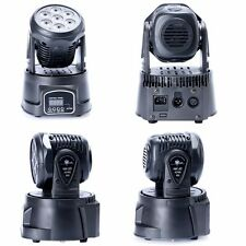 4Pcs 7X10W RGBW 4 in 1 LED Mini Moving Head DJ Disco Stage Party Effect Light-SA