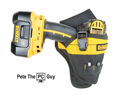 NEW DeWalt Heavy-Duty BELT HOLSTER for 12/18/20V Max Impact Driver/Drill/Wrench